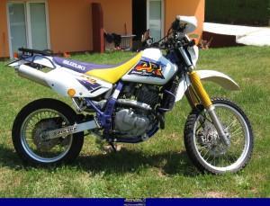 Suzuki DR650 mk2 (1996 2004)