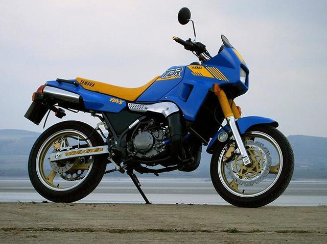 1988 Yamaha TDR250RX